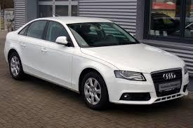 Audi A4 B8 phase 1